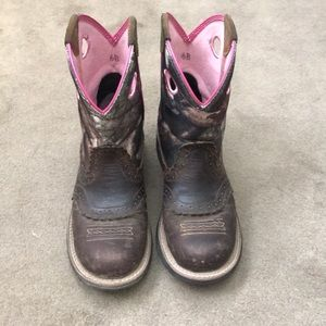 Ariat Boots Size 6